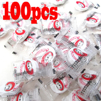 100pcs Skin Care Beauty Facial Face Compress Mask Paper Tablet Masque Treatment