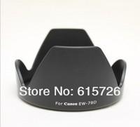 EW-78D EW78D Lens Hood for CANON EF 28-200mm 18-200mm