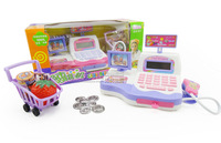 Polaroid toy toys supermarket cash register educational toys