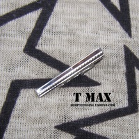 T max male tie clip men's narrow version tie quality glossy tie clip