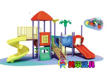 2013 hot Outdoor slide combination large outdoor amusement equipment  montessori toys