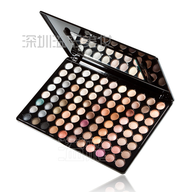 88 Color Eyeshadow Eye Shadow Mineral Makeup Make Up Palette Set Free Shipping,(China (Mainland))