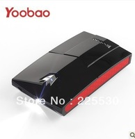 Original YOOBAO 13,000mAh Thunder Power Bank YB651 for mobile phones,iPhone4/3,iPad,cameras,PSP/NDSL,MP3/MP4 players