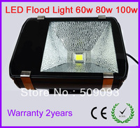HKS 60W/80W/100W high quality led Advertising light outdoor square Project  lamp free shipping