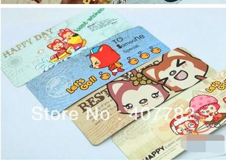 Free shipping 30Pcs/set NEW Fancy bookmark/ cartoon kids diy Book marks novelty bookband dropship(China (Mainland))