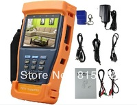 Freeshipping  Engineering monitoring video tester treasure ST - 893 with 12 v output is 3.5 inch