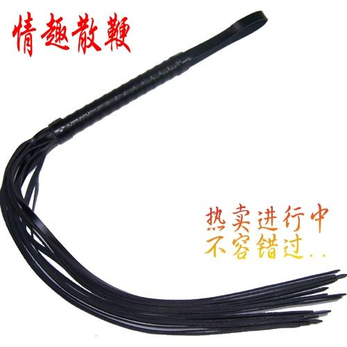 Adult sex products novelty female black knout cospaly queen whip toy qsm-07(China (Mainland))