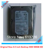"Original & new 3.5"" Desktop  Hard Drive Barracuda 7200.10 ST3500630A 500GB 7200 RPM 16MB Cache IDE Ultra ATA100 / ATA-6"