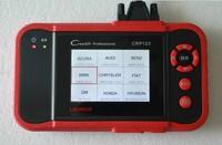 2013 LAUNCH Creader Professional CRP123 Original Auto Code Reader Scanner LAUNCH CRP 123+ Update  Internet