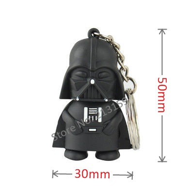 Free DHL/EMS (10pcs/lot) Plastic Star War Darth Vader USB Flash Drives 2GB 4GB 8GB 16GB 32GB(China (Mainland))