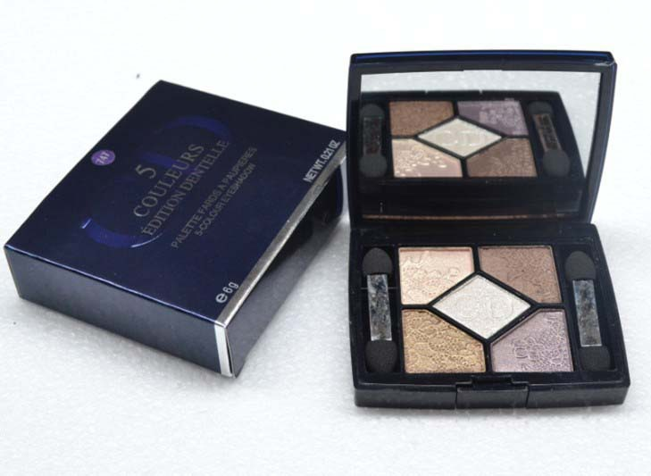 Hot selling !Free Shipping 5Color Eyeshadow Eye Shadow Makeup Make Up Palette KiT(China (Mainland))