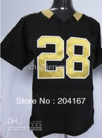 Sportswear # 28 black elite game soccer jerseys drop shipping mix order mix order size40-56