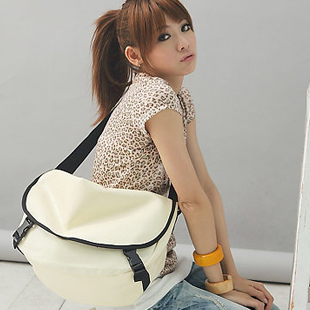 2013 fashion student school bag one shoulder cross-body all-match women&#39;s handbag preppy style vintage bag(China (Mainland))