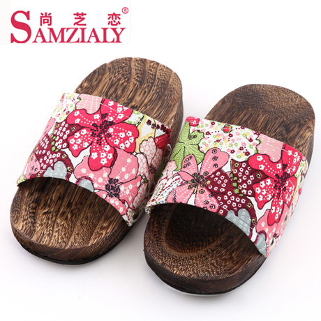 2013 Summer Slimming slippers women's stovepipe shoes clogs massage slippers wedges drag(China (Mainland))