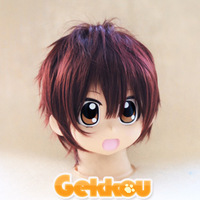 Free shipping 30 dmmd water mizuki heat resistance cosplay costume wig free shipping