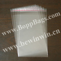 Package Bags (14x30cm) with adhesive seal for wholesale and retail