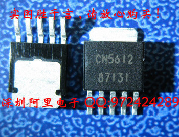 The CN5612 high-power LED driver chips CN genuine Double Crown entity