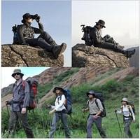 Shade outdoor sports fishing cap hat quick-drying hiking cap