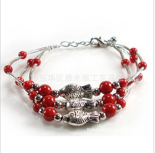 Manufacturers selling national craft jewelry jewelry Tibetan act the role of Tibetan silver bracelets bracelets wholesale(China (Mainland))