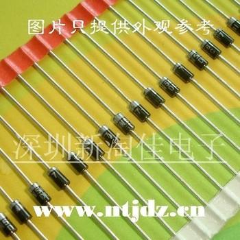 Xiao Deji diode 1N5817 IN5817 DO-41