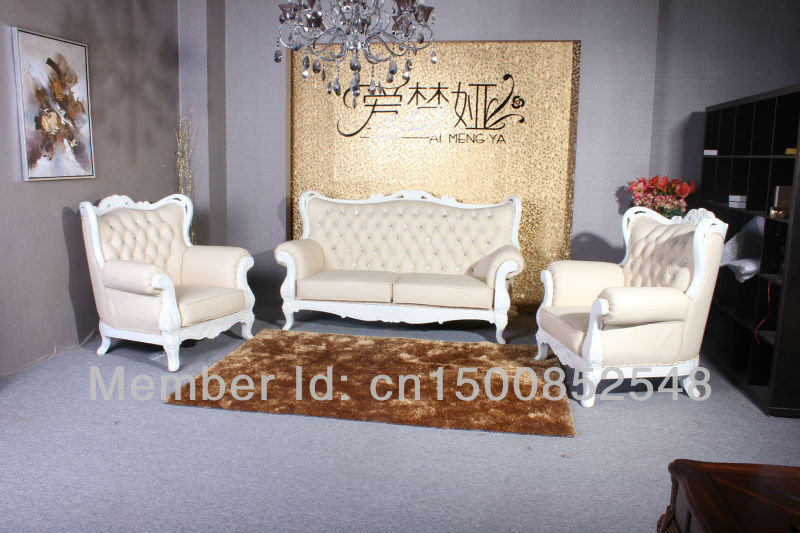 Sofa / living room sofa / European style sofa / sofa / European style wood sofa/A029(China (Mainland))