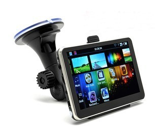 New 5 -inch HD GPS navigator supports the the AVIN BT Bluetooth hands-free function CE6.0 system(China (Mainland))