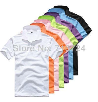 men t shirt Men's Fashion Short Sleeve Tee T Shirts, Good Quality, Retail, Drop Shipping, Wholesale, Free Shipping(China (Mainland))