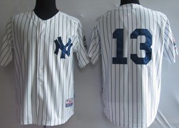 free shipping white black gray New York #13 Rodriguez baseball cheap adult men jersey with brand Embroidery logo(China (Mainland))