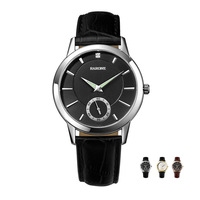 Reynolds rarone watch 838168 commercial genuine leather trend of the female form quartz watch calendar