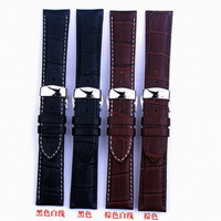 Violin watch original genuine leather watchband