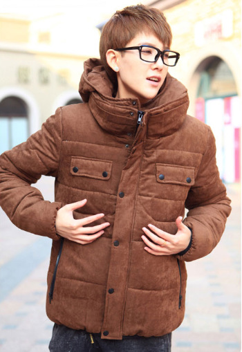 Excellent high quality comfortable fashion bread wadded jacket s k30(China (Mainland))