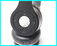 High quality   HD wireless headphone  bluetooth HD headphone  for soloed headphone  Free shipping