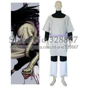 Naruto Orochimaru Cosplay Costume