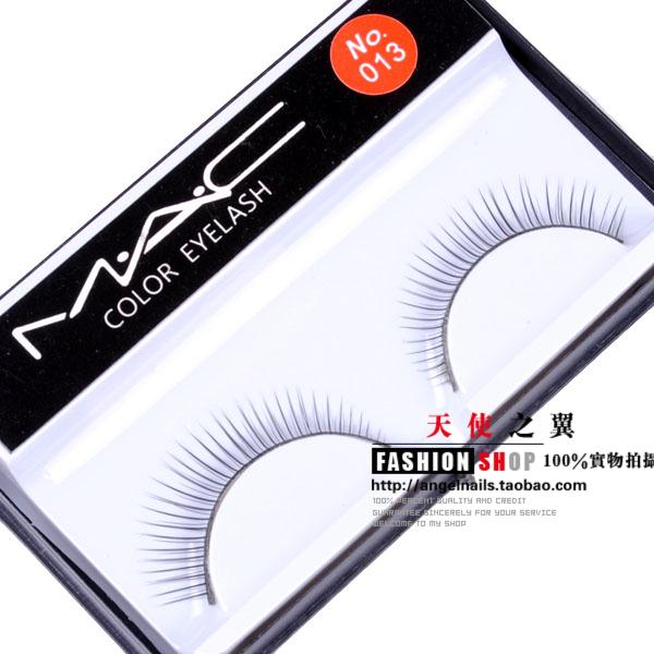 Single eyelashes false eyelashes woven black short eyelashes eyelash 013(China (Mainland))