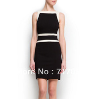 2013 Brand New Fashion Elegant Sophisticated Career Office Casual Formal Summer Business Dress For Women Hot Sale