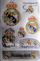 Real Madrid FC Soccer Decal Car Window Stickers High Quality #03