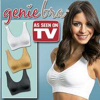 HRY Genie bra double layer vest double layer small vest women's small vest set 3 pad