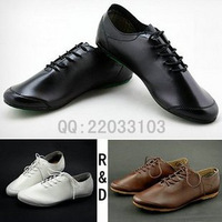 free shipping British men and recreational  shoes leather fashion sandals