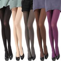 Langsha wire socks female 120d velvet pantyhose socks female