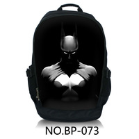 "Batman  Laptop Backpack School Book Backpack Travel Bag Up To 15.6"" Laptop"