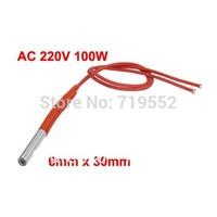 6mm x 30mm 220V 100W Watt Power Cartridge Heater Heating Element