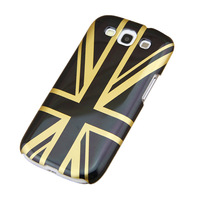 For samsung   i9300 mobile phone case s3 classic vintage national flag 9308 glossy protective case