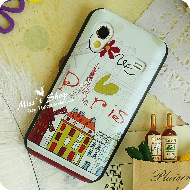 Colored drawing for SAMSUNG s5830i phone case s5838 s5830 s5830i phone case mobile phone protective case1(China (Mainland))