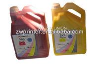 Original SK-4 solvent ink for Seiko SPT-510 35pl Infiniti Phaeton Icontek Crystal Solvent Printer Inkjet Large Format Printer