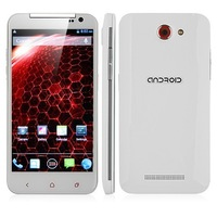 Tengda N920e Smart Phone 5.0 Inch HD Screen MTK6589 Quad Core Android 4.2 os 1G 4G - White