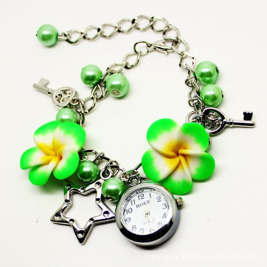 2013 girl jelly color child bracelet fashion accessories fashion table ewelry slap watch(China (Mainland))