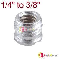 "1/4"" to 3/8"" Convert Screw Adapter For Camera Tripod & Monopod [28860|01|01]"