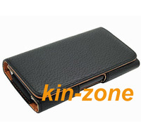 2013 New Hot sale--Leather Case Pouch for Apple iPhone 5 5G free shipping