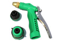 Plastic nozzle set suction card installed high-pressure car wash water gun 39-2B1138,Free shipping+wholesale