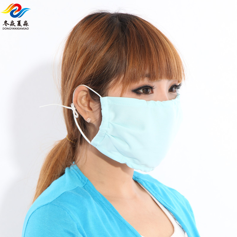Anti-uv sunscreen face masks thin summer female summer fashion breathable ride(China (Mainland))